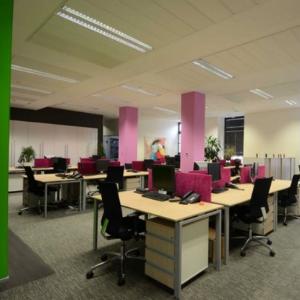 Šilko blizgesio plaunami dažai biurmas ofisams administracinėms patalpoms
