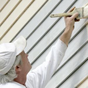Dažai medinėms dailylentėms fasadui tvorai lauko dažai