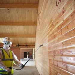 Gruntas medienai fasadui