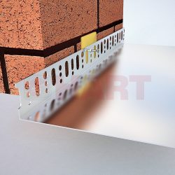 cokolinis profilis fasadui aliuminio