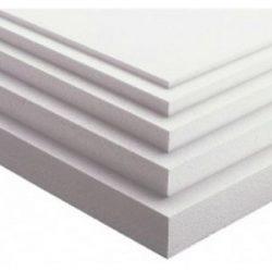 Baltas polistirolas fasadui šiltinti EPS70