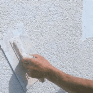 Akrilinis baltas tinkas fasadui kreisel