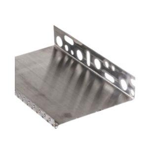 Cokolinis aliuminio perimetrinis profilis fasadui