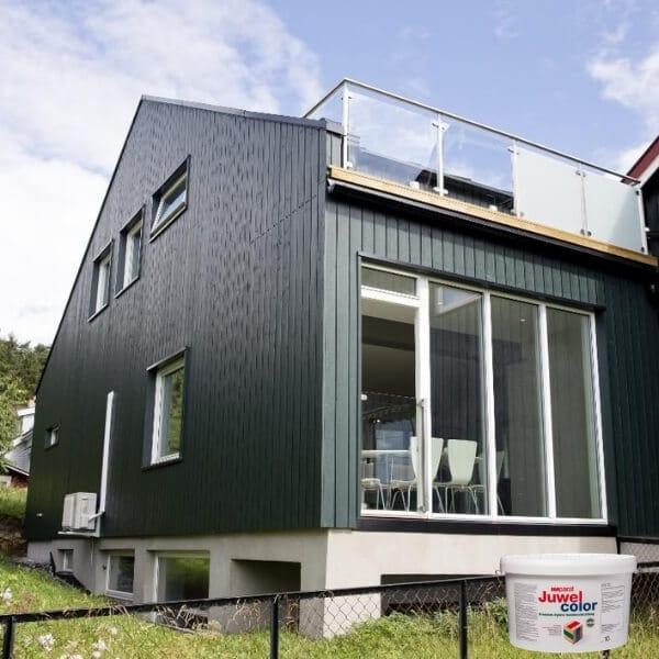 Dažai mediniam namui fasadui Imparat kaina