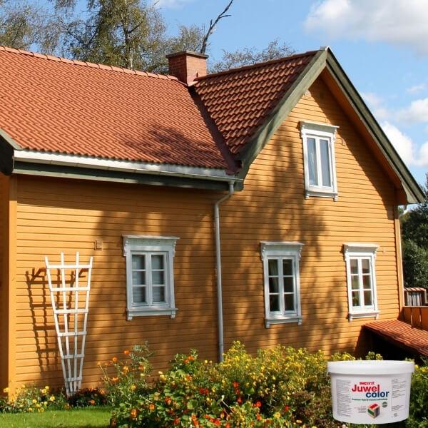 Dažai mediniam namui sodybai fasadui Imparat