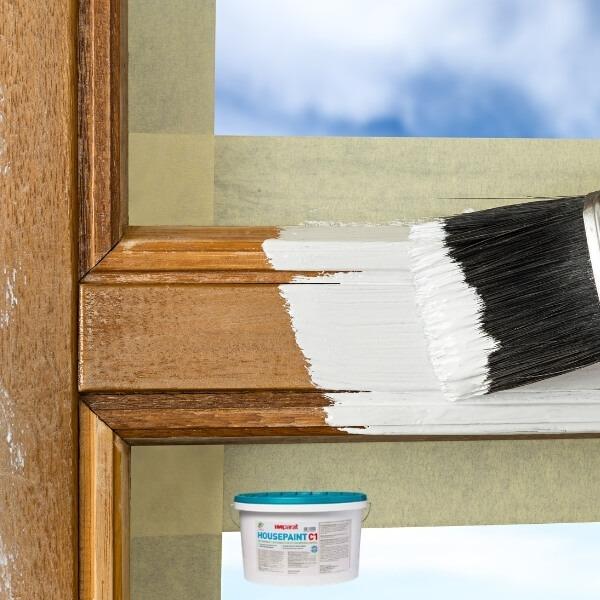 Dažai mediniams langams Imparat kaina