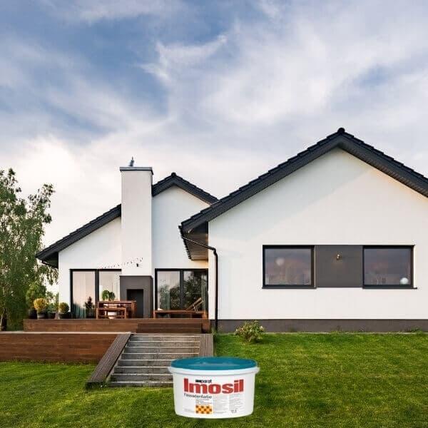 Imparat Vokiški dažai namui pamatui fasadui