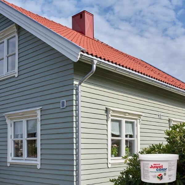 Imparat dažai mediniam namui Juwel color