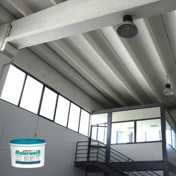 IMPARAT dažai sandėliams garažams servisams gamybinėms