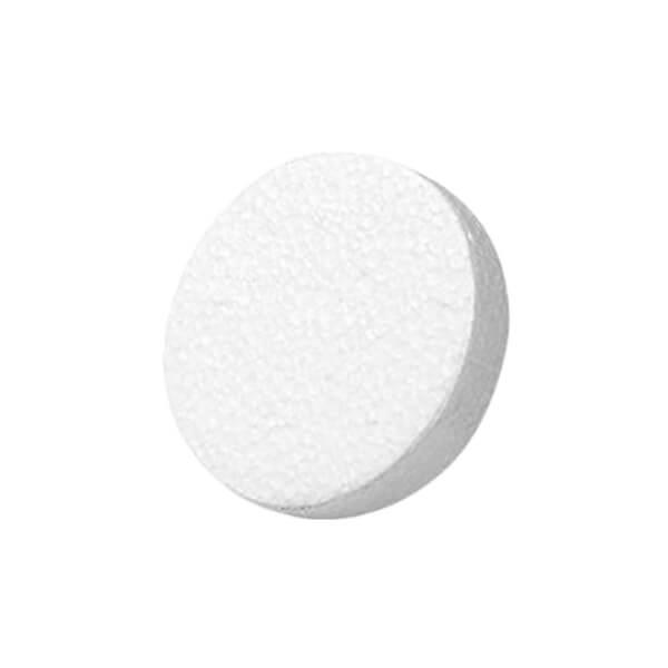 Polistirolo tabletė dangtelis smeigėms uždengti