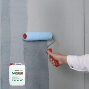 Stiprus gruntas prieš dažymą kreidai gipsui betonui kalkėms