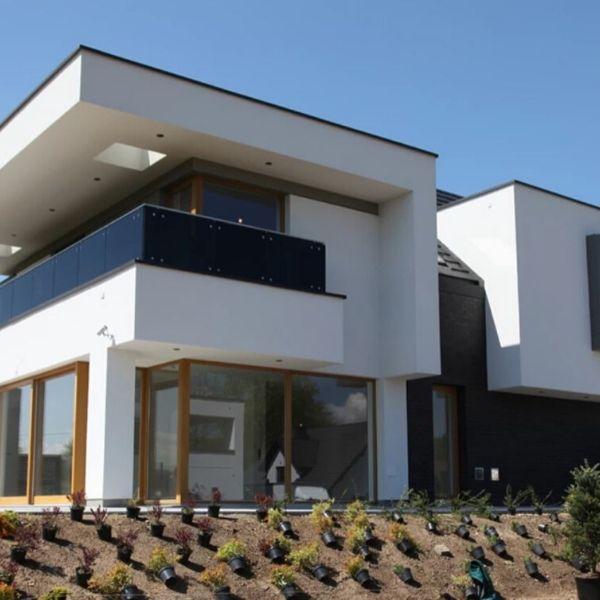 Vokiškas silikoninis dekoratyvinis tinkas fasadui HART