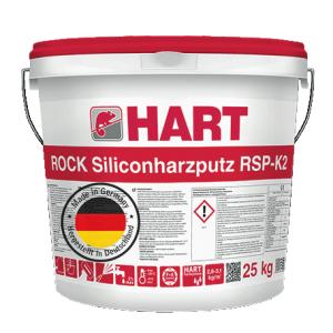 Vokiškas dekoratyvinis tinkas HART Rock
