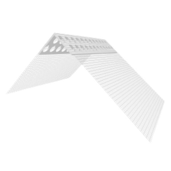 KREISEL PVC kampas su tinkleliu armavimui