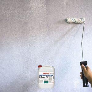 Imparat Primer W silikoninis gruntas prieš fasado dažymą